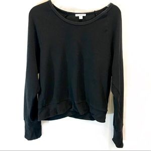 Standard James Perse Thick Double Layer Sweater 3